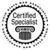 George H. Lovett Ohio State Bar Association Certified Specialist